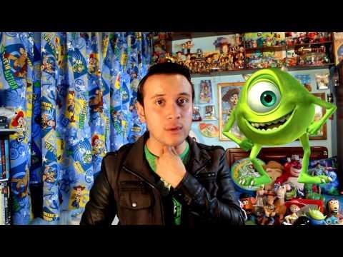 Geezuz González: Mi Top 10 de personajes favoritos de Pixar