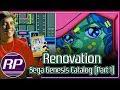 Renovation's Sega Genesis Catalog (Part 1) - Telenet & Wolf Team's Finest Hour