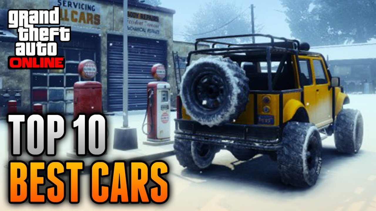 GTA 5 Online - Best Cars on GTA 5 Online! - Best Find-able & Store ...