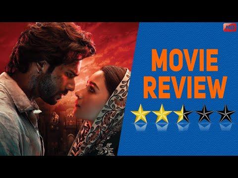 Kalank Movie Review  Alia Varun Sonakshi Aditya Sanjay Madhuri