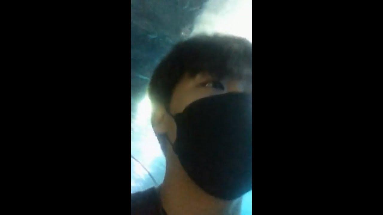 180521 빈첸 (VINXEN 이병재) 아쿠아리움 인스타그램 라이브 🐋