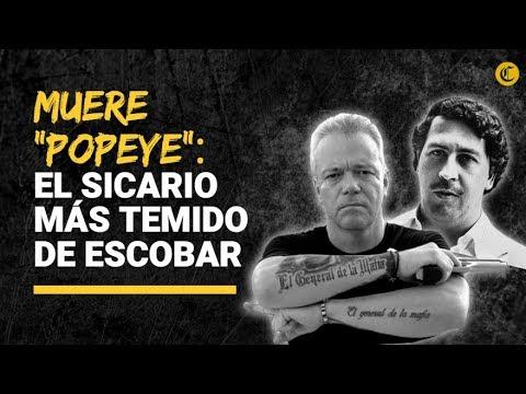 """Muere """"Popeye"""": Las Confesiones Del Mayor Sicario De Pablo Escobar"""