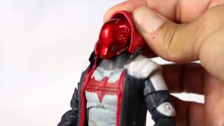 dc Collectibles Batman Arkham Knight Game stop exclusive: Red Hood