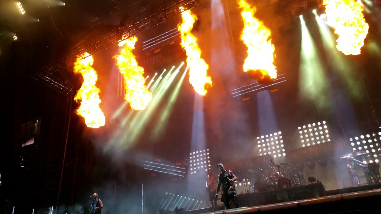 Download Rammstein - Du hast live @ Pinkpop 2016