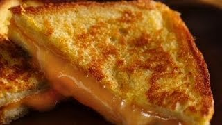 How To Make Inside & Out Grilled Cheese Sandwich