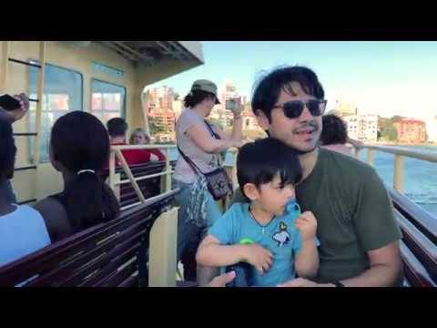 Sydney Harbour Bridge, Opera House Ferry Ride