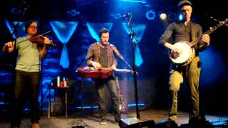 Infamous Stringdusters~TEARS OF THE EARTH Higher Ground Burlington VT~ 3-25-2014