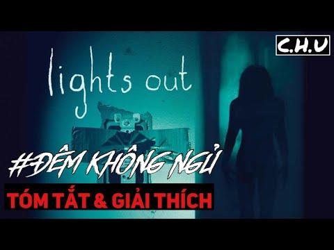 LIGHT OUT: Ác Mộng trong Bóng Đêm   Tóm Tắt & Giải Thích   Phim Kinh Dị   Đêm Không Ngủ