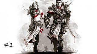 стрим по Divinity: Original Sin #1 Обзор и знакомство с игрой