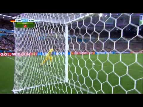 World Cup 2014 FINAL Germany vs Argentina + Victory Ceremony