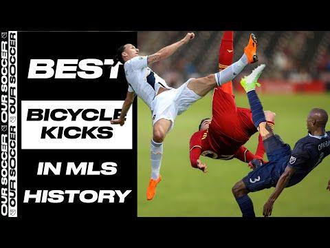 Best Bicycle Kicks (Overhead) Goals in MLS History! thumbnail