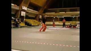 World Champion / Champion du Monde Nunchaku Freestyle / Artistique à Vevey 2008