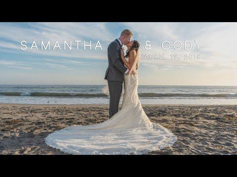 Malibu Beach Wedding | Samantha & Cody Highlight Film | Malibu West Beach Club, CA