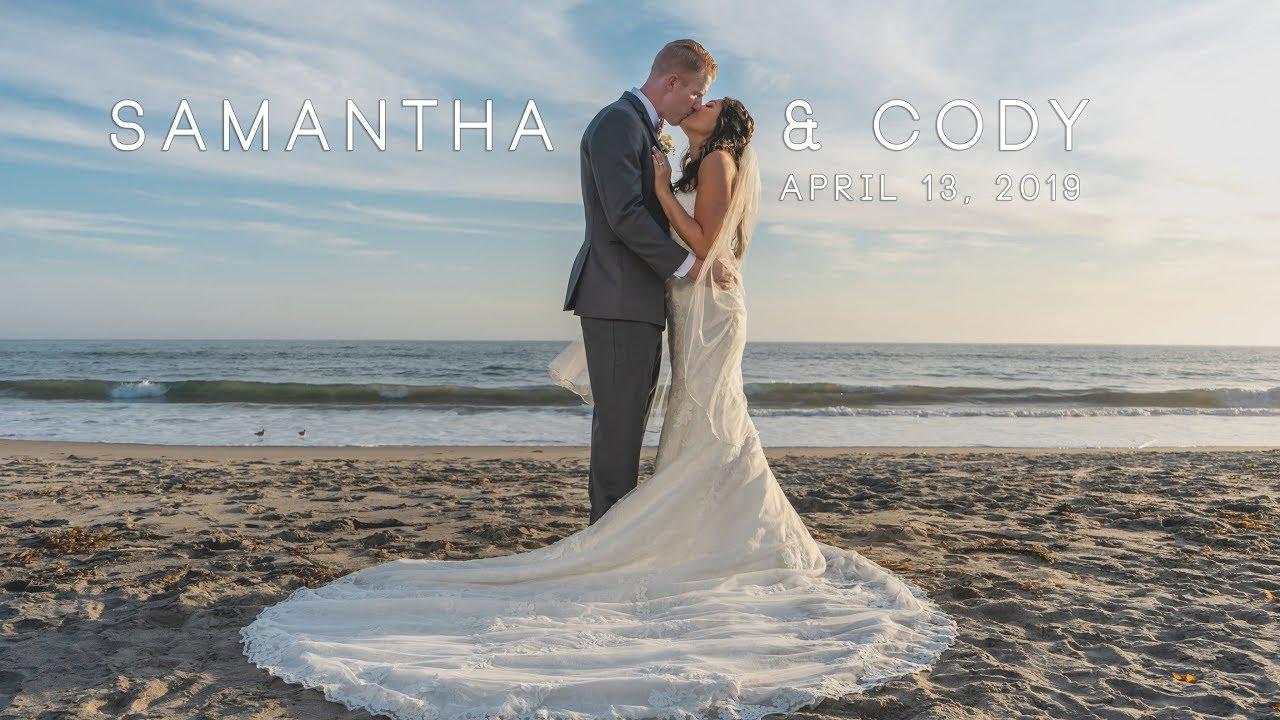 Malibu West Beach Club Wedding Videography | Samantha and Cody Highlight Film | Malibu, CA