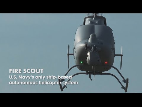 Anti-Submarine Warfare and Fire Scout