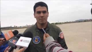 Fuerza Aérea del Perú en Cajamarca