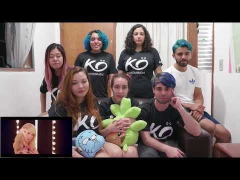 E-girls / DANCE WITH ME NOW! - KÖ Reactions