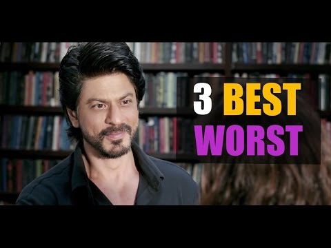 Thumbnail: 3 Best and Worst things - Dear Zindagi