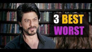 3 Best and Worst things - Dear Zindagi Review