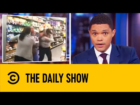 The Coronavirus Is Now Officially A Global Pandemic | The Daily Show With Trevor Noah