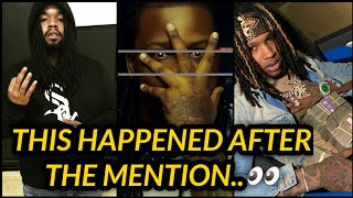 "FBG Duck REACTS To King Von Mentioning Him In ""Took Her To The O""My + JHE Fat Boi Speaks"