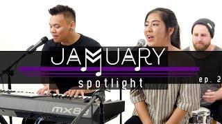#Jamuary SPOTLIGHT - Ep. 2 ft. Leigh Bagood   AJ Rafael