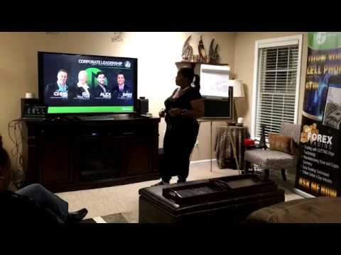 iML Presentation with Mary Ellis (Home Party - February 2018)
