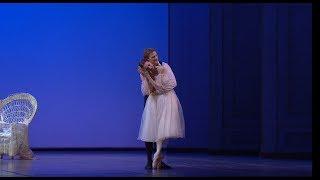 04/02 - трансляция балета «Дама с камелиями»