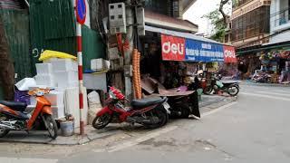베트남 하롱베이 여행 - 하노이 시내관광 01