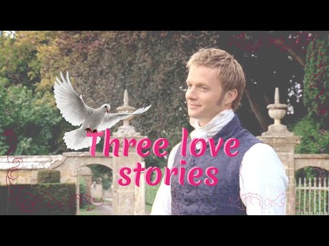 Rupert PenryJones  Three love stories