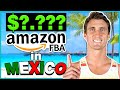 How Much I Make In A Week With Amazon FBA In Mexico