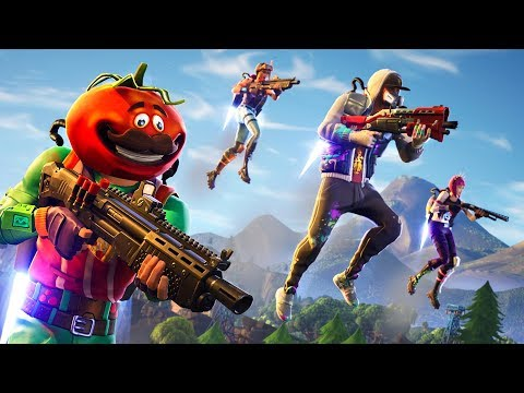 Shotguns And Jetpacks New Close Encounters Gameplay Fortnite