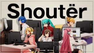 Shoutër halyosy feat. VOCALOIDS (Collaboration) thumbnail