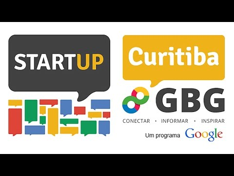 Google Business Group (GBG Curitiba) - Evento Startup