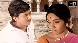 Ramachari love propose to Alamelu Vishnuvardhan Best Scene of Nagarahavu