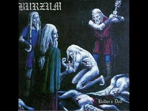 burzum black spell of destruction