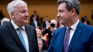 Söders erste Rede als bayerischer Ministerpräsident