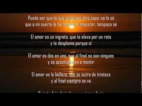 El amor zumba song lyrics