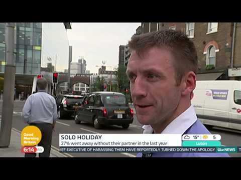 Solo Holidays | Good Morning Britain