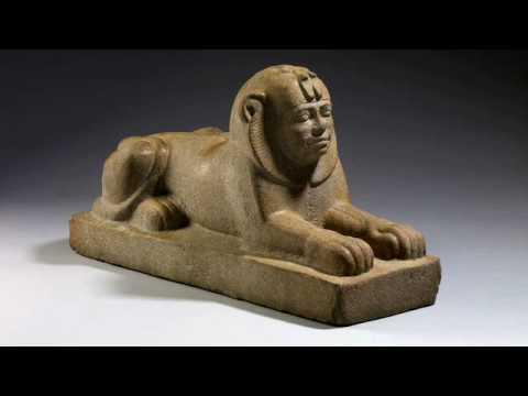 Sphinx of Taharqo (Part 1)