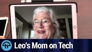 Leo's Mom Talks Tech