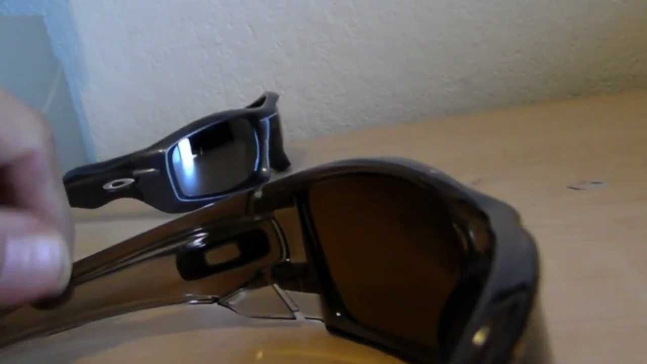 39b10a48eaf Oakley Fuel Cell Monster Pup Dart Real or Fake Help Please Oakleys ...