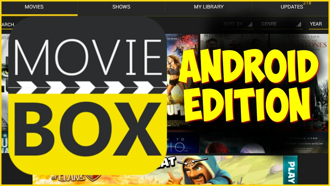 moviebox android edition