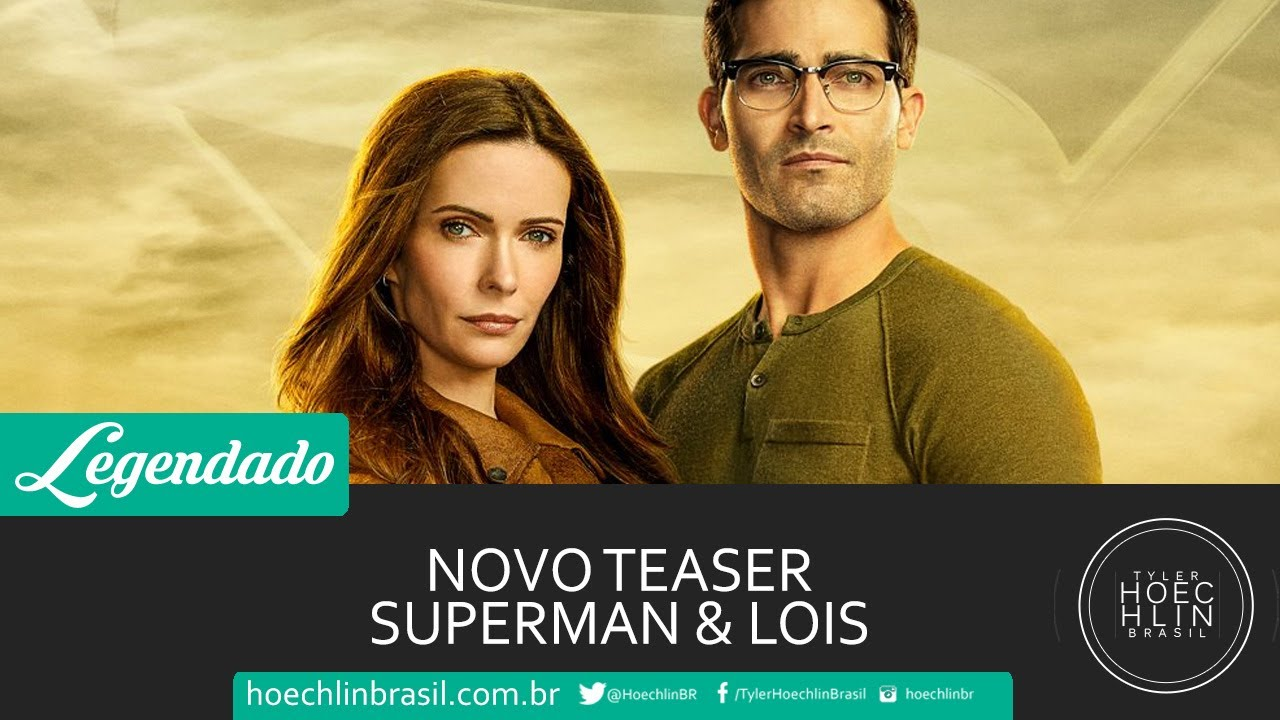 LEGENDADO: Superman & Lois -  Teaser 1º  Temporada.