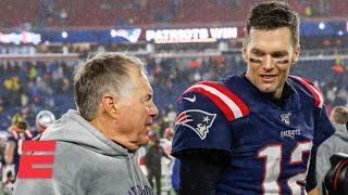 Tom Brady's future with the Patriots is up to Bill Belichick - Tim Hasselbeck | ESPN NFL Rewind