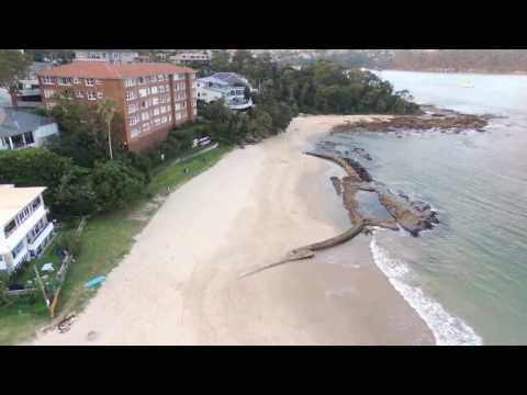 Sydney Balmoral Drone Footage! | Bebop 2 FPV |