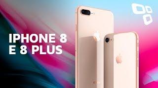 Tudo sobre os iPhone 8 e iPhone 8 Plus - Tecmundo