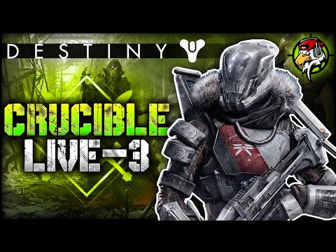 how to play crucible in destiny