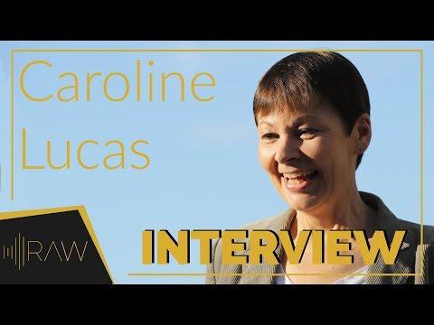 Caroline Lucas | RAW Interviews