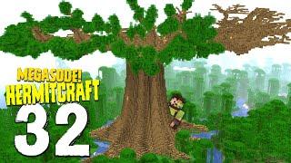 HermitCraft 7: 32 | TREEHOUSE MEGASODE!
